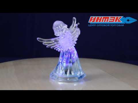 """Статуэтка со световыми эффектами """"Ангел"""" Арт.AXF061409"""