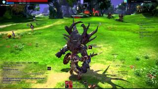 Tera all classes gameplay