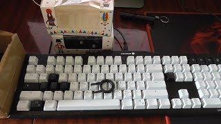 кнопки для клавиатуры  на свичах Cherry MX