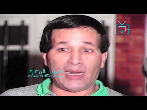 """فيديو نادر- سعيد صالح يحكي ذكريات """"مدرسة المشاغبين"""""""