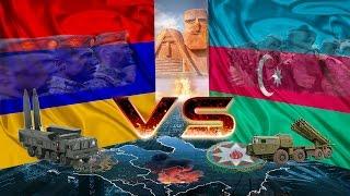 Armenia VS Azerbaijan - Military Power Comparison