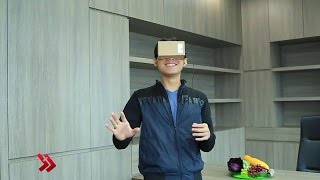 Google Cardboard Review Indonesia - Nikmati Virtual Reality dengan Murah