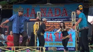 DAUN HIRIS - JAIPONG DANGDUT LIA NADA Live Kampir 16 November 2017