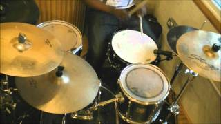 Sterr - Ever Done Before drum improv