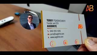 Augbrite - Video - 3
