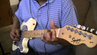 R Kelly Heaven I Need A Hug Guitar Cover HD