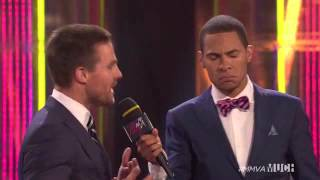Stephen Amell - MuchMusic Video Awards 16.06.2013