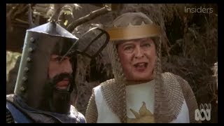 Theresa May and the holy grail - the movie