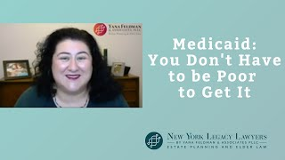 You Don't Have to be Poor to Access Medicaid Benefits video thumbnail