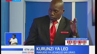 Rais Uhuru Kenyatta ahotubia bunge huku wananasa wakitoa masharti ya marudio ya uchaguzi: Kurunzi