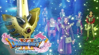 Видео DRAGON QUEST XI: Echoes of an Elusive Age - Digital Edition of Light