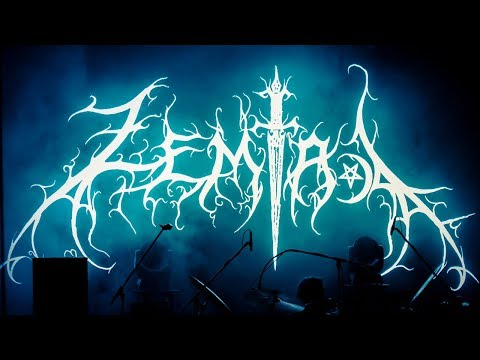 ZEMIAL & PROSCRIPTOR (ABSU) Live at METAL EAST: Nove Kolo (Kharkov 31.05.19)