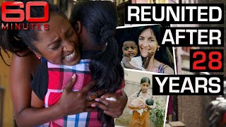Roshani reunites with her mother 28 years after she was forced to give her up | 60 Minutes Australia