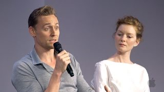 Том Хиддлстон, I Saw the Light Cast Interview with Tom Hiddleston and Wrenn Schmidt