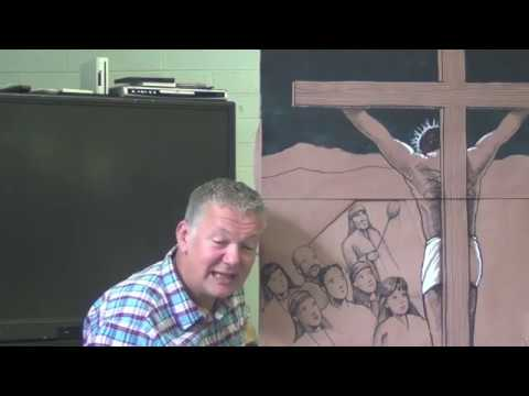 Children's Bible Talk - The Crucifixion of Jesus (Part 2)
