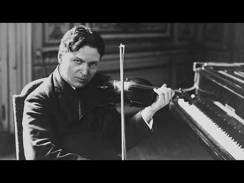 100 de ani de la concertele lui George Enescu în Chișinău