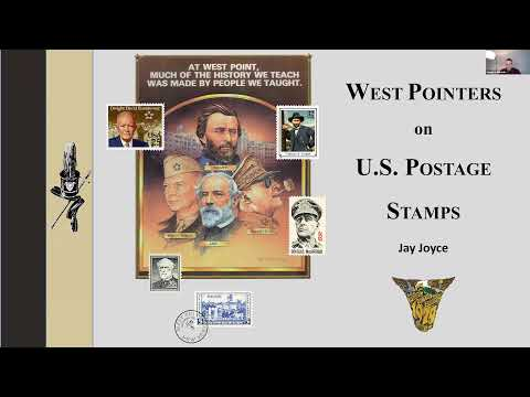 Stamp Chat: Postmarked West Point - A U.S. Postal History of the USMA and its Graduates by Jay Joyce