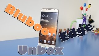 Bluboo Edge Unboxing & First Look