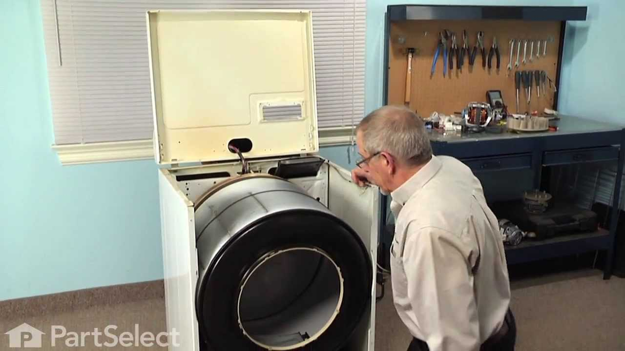 Replacing your Whirlpool Dryer Maintenance Kit