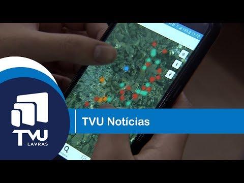 Aplicativo Plantadores de Rios