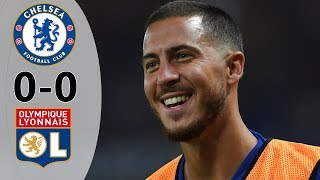 CHELSEA VS LYON 0-0 (5-4 PEN) All Goals & Extended Highlights 2018
