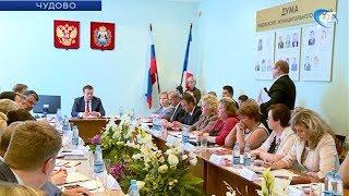 Пятое выездное заседание Правительства прошло в Чудове