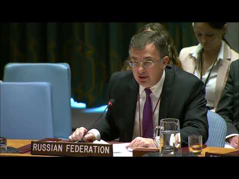 Statement by DPR Gennady Kuzmin at UN Security Council briefing on women, peace, and security