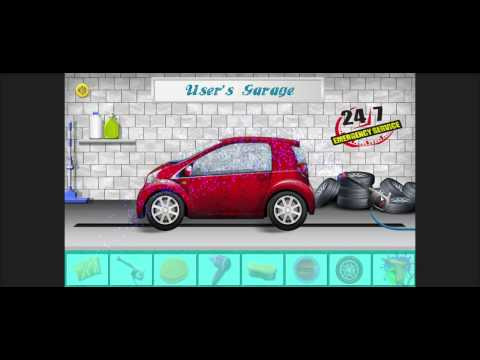 Car Wash Kids Game - App source code made in unity 2D