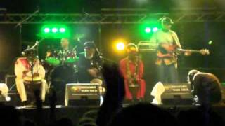 the abyssinians-percu- reggaesunska 2010.MP4