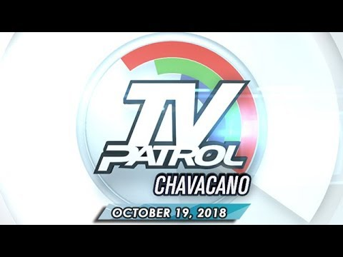 [ABS-CBN]  TV Patrol Chavacano – October 19, 2018