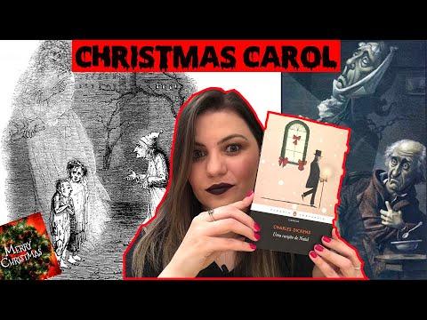 Uma Canção de Natal | Charles Dickens | #12 ?? - Aline do Prado