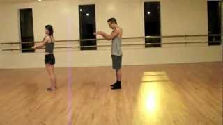 "Kyle Lucia & Amy Yakima Choreography | ""I Wont Give Up"" - Jason Mraz"