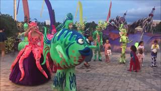 #SeaWorld | #Florida | #Halloween | Spooktacular Night at Sea World Florida