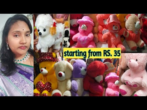 #Teddybear#toys#begumbazar Teddy bear and toys starting from RS. 35 in Begumbazar