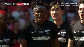 SIDEMEN FC VS YOUTUBE ALLSTARS 2018 (Goals & Highlights)