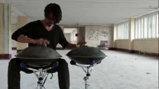 Supersonic Hang (drum) Solo (HandPan) Rafael Sotomayor