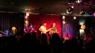 The East Pointers - Woodfordia. Live At The Camelot Lounge, Sydney. Sun 10 April, 2016