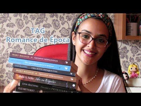 TAG Literária: Romance de Época