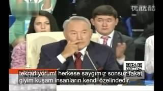 Kazakistan Devlet Başkanının İslam ve Türk Toplumu Üzerine Düşünceleri