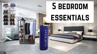 5 Bedroom Essentials To Upgrade Your Room!