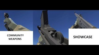ravenfield ww2 weapons - TH-Clip