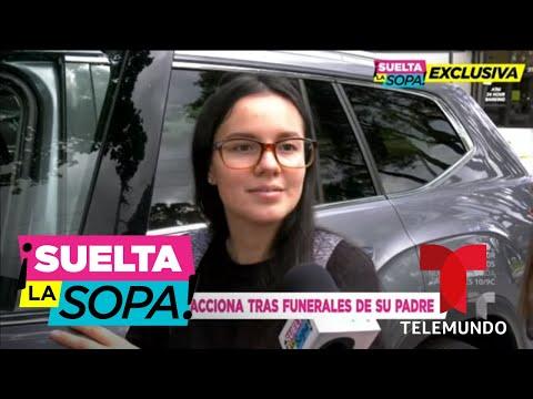 Sarita Sosa, hija de José José, responde a los que la atacan | Suelta La Sopa | Entretenimiento