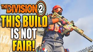 🔴 The Division 2 - The Ultimate SMG DPS Build With One Shot Sniper Live !build