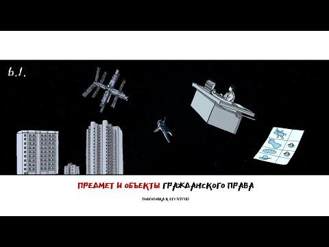 Право. №6.1. Предмет и объекты гражданского права. Гр. Виноградова. ЕГЭ (17/18)