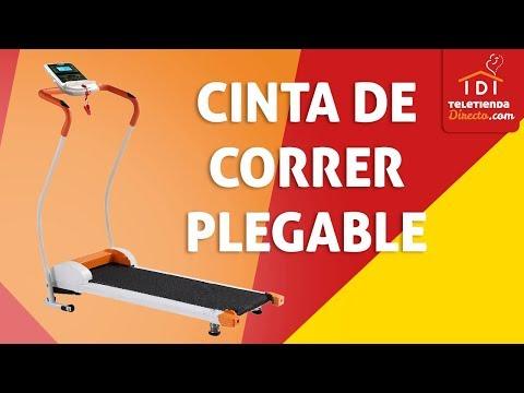 CINTA DE CORRER PLEGABLE - 2018