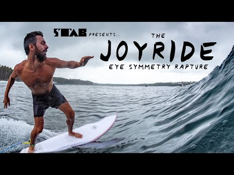 Your Girlfriend Will Want to Steal this Surfboard | Eye Symmetry Rapture Joyride