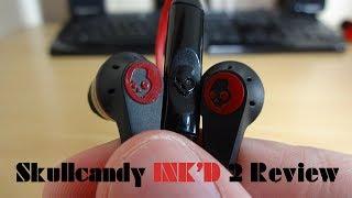 Skullcandy INK'd 2 earphone review