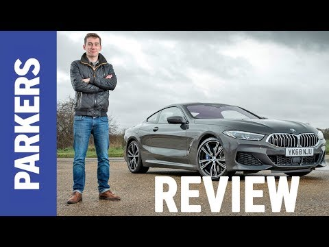 BMW 8-Series Coupe Review Video