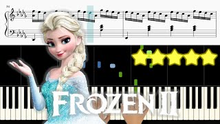 Frozen2 OST - Show Yourself 《Piano Tutorial》 ★★★★★