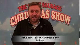 Newnham College Christmas Party